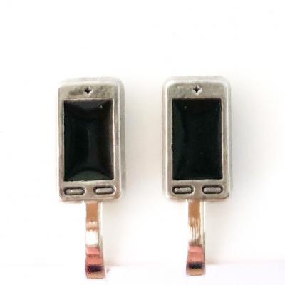 Clipoorbellen iphone/telefoon, knopje