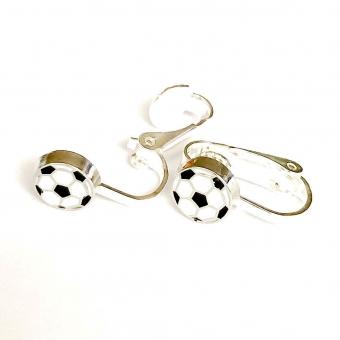 Clipoorbellen voetbal, knopje
